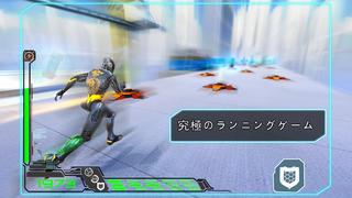 RunBot - ロボットパルクールランニングゲーム iPhoneアプリ