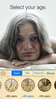 Oldify - 老け顔メーカー iPhoneアプリ