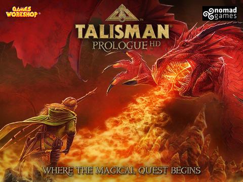 Talisman Prologue iPadアプリ