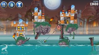 Angry Birds Star Wars II iPhoneアプリ