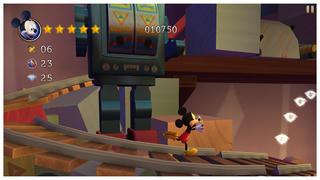 ミッキーマウス キャッスル・オブ・イリュージョン iPhoneアプリ