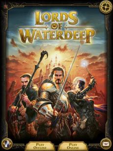 D&D Lords of Waterdeep iPadアプリ