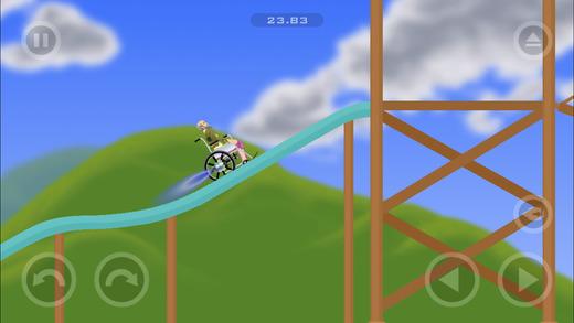 Happy Wheels iPhoneアプリ