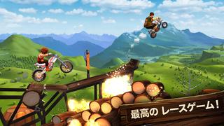 Trials Go iPhoneアプリ