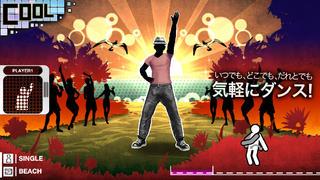 GO DANCE iPhoneアプリ
