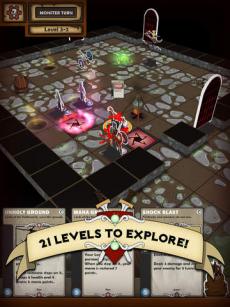 Card Dungeon iPadアプリ