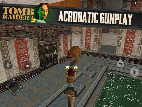 Tomb Raider I iPadアプリ