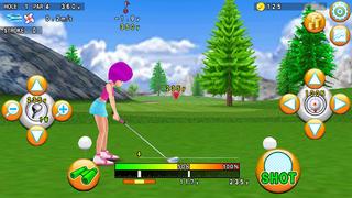 ゴルフモデラ iPhoneアプリ