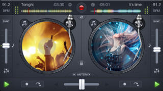djay 2 for iPhone iPhoneアプリ