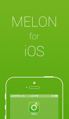 MelOn iPhoneアプリ