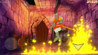 Dragon's Lair 30th Anniversary iPhoneアプリ