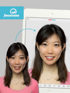 Facetune for iPad iPadアプリ