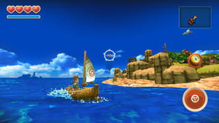 オーシャンホーン - 未知の海にひそむかい物 iPhoneアプリ