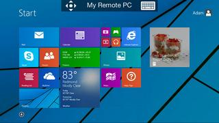 Microsoft リモート デスクトップ iPhoneアプリ