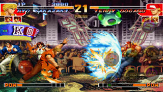 THE KING OF FIGHTERS '97 iPhoneアプリ