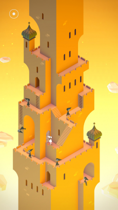 Monument Valley iPhoneアプリ