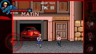 Double Dragon Trilogy iPhoneアプリ