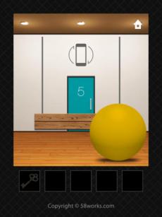 脱出ゲーム DOOORS 3 iPadアプリ