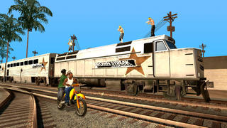 Grand Theft Auto: San Andreas iPhoneアプリ
