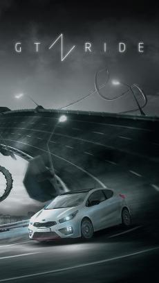 GT Ride iPhoneアプリ