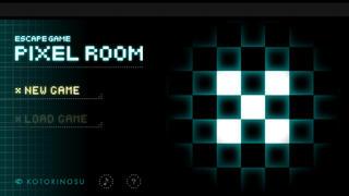 脱出ゲーム Pixel Room iPhoneアプリ