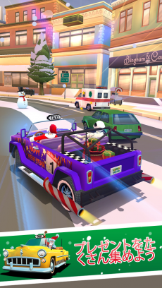 Crazy Taxi™ City Rush iPhoneアプリ