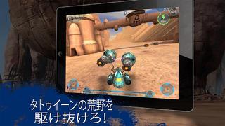 スター・ウォーズ ジャーニー1/ ファントム・メナス iPhoneアプリ