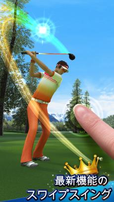 キング オブ ゴルフ iPhoneアプリ