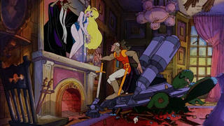 Dragon's Lair 2: Time Warp iPhoneアプリ