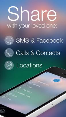 mCouple - Mobile Tracker iPhoneアプリ