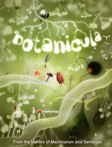 Botanicula (ボタニキュラ) iPadアプリ