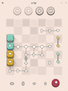 Perfect Paths iPadアプリ