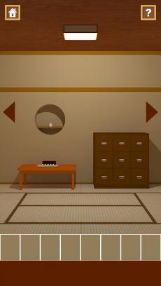 脱出ゲーム 和室 iPhoneアプリ