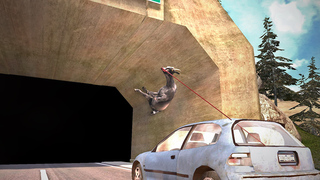 Goat Simulator iPhoneアプリ