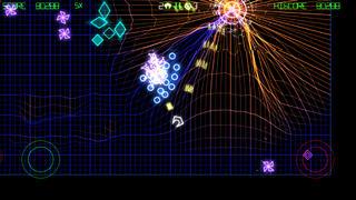 GridWars 2--Vector arcade shooter iPhoneアプリ