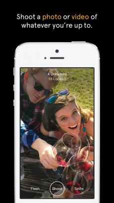 Slingshot iPhoneアプリ