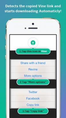 VineSave Pro - Video downloader for Vine iPhoneアプリ