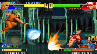 THE KING OF FIGHTERS '98 iPhoneアプリ
