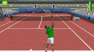 FOG Tennis 3D Exhibition iPhoneアプリ