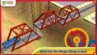 Chuggington Ready to Build – Train Play iPhoneアプリ