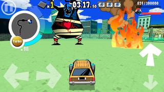 ゾンビ・クラッシュ iPhoneアプリ
