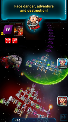Galaxy Trucker Pocket iPhoneアプリ