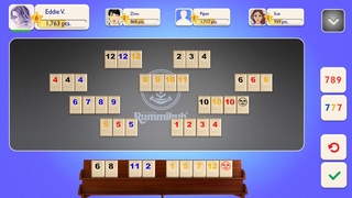 Rummikub® iPhoneアプリ