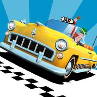 【セガ】クレイジータクシー最新作「クレイジータクシー シティラッシュ」のiOS版が配信開始に!