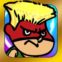 【対戦格闘ゲーム】ストリートファイター2の「待ちガイル」専用アプリが人気に! - iPhoneアプリニュース