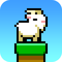 【無理ゲー】ヤギをうまくジャンプさせるだけの「ヤギジャンプ」がリリースされ難しいと話題に! - Androidアプリニュース