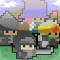 【勇者30】勇者30の作者がおくるドット絵RPG「100人勇者」が話題に! - iPadアプリニュース