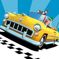 【SEGA】クレイジータクシー最新作「クレイジータクシー シティラッシュ」のAndroid版が配信開始に!