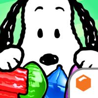 【スリーマッチパズル】スヌーピーのキャラクターゲーム「スヌーピードロップス」がストアで人気に!