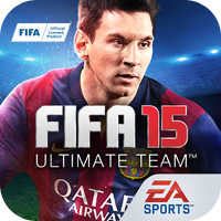 【3Dで動かせる】リアルサッカーゲーム「FIFA 15 Ultimate Team」が人気に! - iPhoneアプリニュース